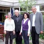 Der Vorstand des Fördervereins Altenheim am Tiergarten